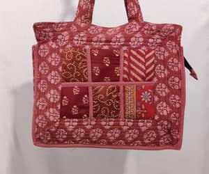 travelbag, quilted bag, and totebag image