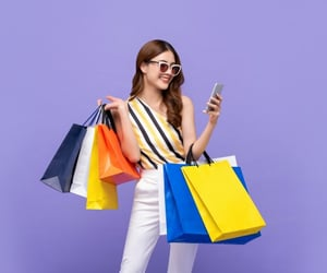 fashion, jewellery, and online shopping image
