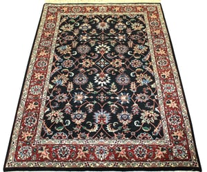 home decor, floral collection, and hand knotted rugs image