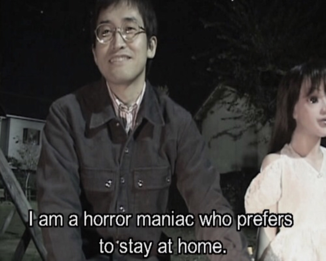 horror, quotes, and dark image