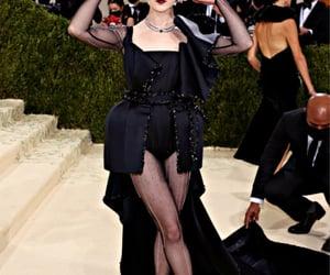 dresses, met gala 2021, and fashion image