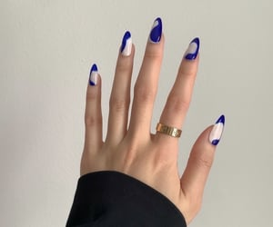 aesthetic, ring, and art image
