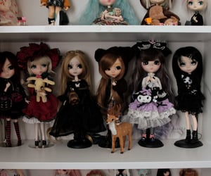 bjd, doll, and cute image