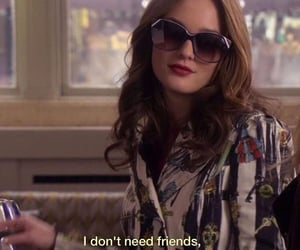 always, blair, and clothes image