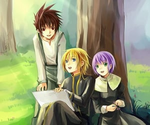 anime, alone, and athena image
