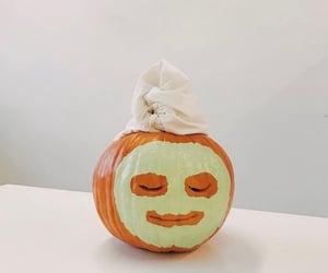pumpkin, Halloween, and spa image
