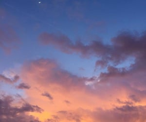 blue, pink, and sky image