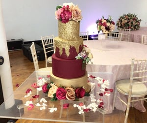 asian, roses, and wedding image