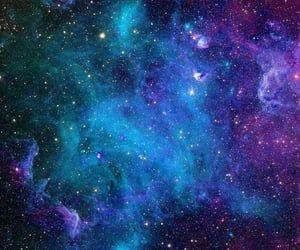 background, galaxy, and colors image