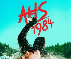 1984, poster, and tv show image