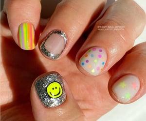 color, moda, and nailart image