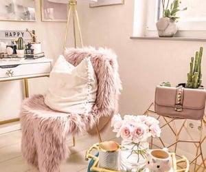 decor, pillow, and bag image