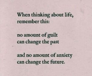 anxiety, courage, and guilt image