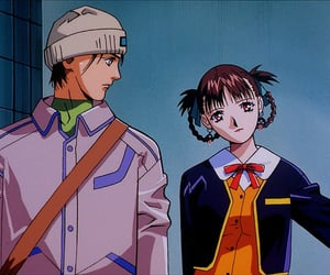 90's, aesthetic, and anime image