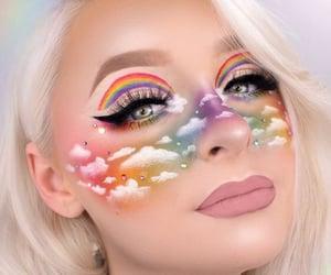 fashion, make, and maquiagem image