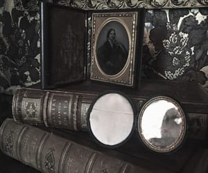 Darkness, mystery, and gothic image