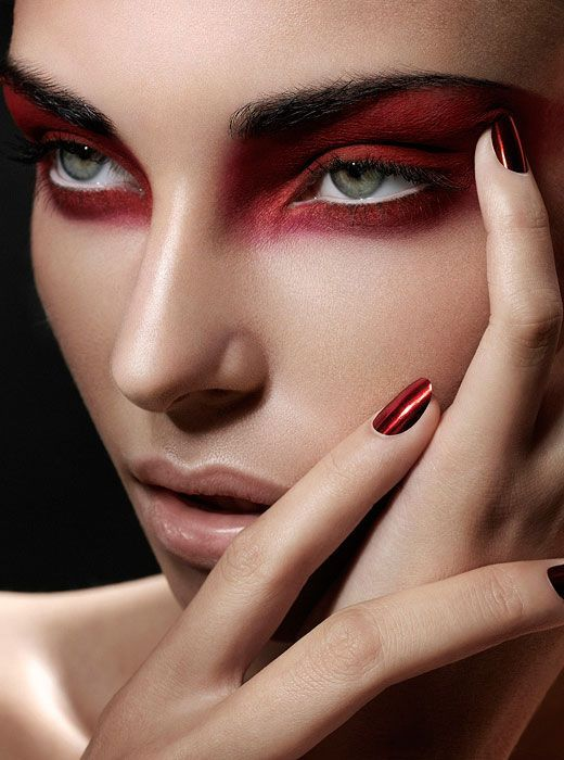 article, makeup kit, and womens fashion image