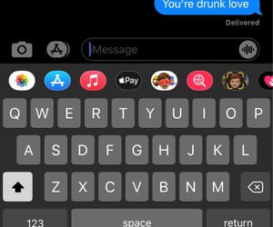 drinking, feelings, and messages image