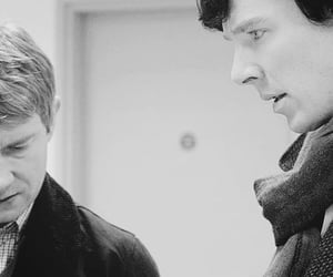 detective, sherlock, and aes image
