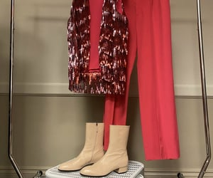 Harry Styles and hslot outfit image
