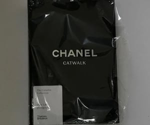 book, catwalk, and chanel image
