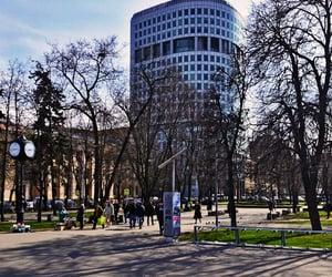 Moscow - Academician Kutafin Square
