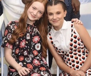 discover, stranger things, and friends image