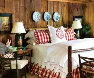 bedroom, decor, and decorating image