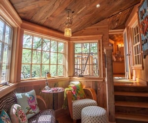 Treehouse Cabin @thecabinland on Instagram