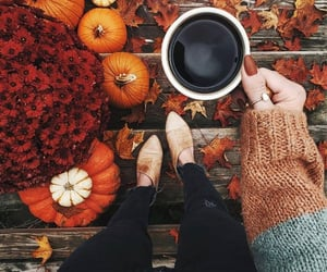 AUTUMN  IS COMING 🍁🎃🧣