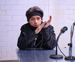 v, mic drop, and kim taehyung image