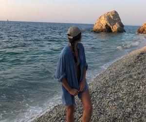 heart, italy, and sea image