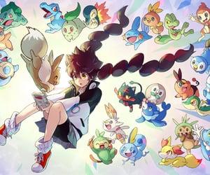 kawaii, anime, and anime girl image