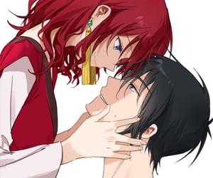 anime, anime girl, and akatsuki no yona image