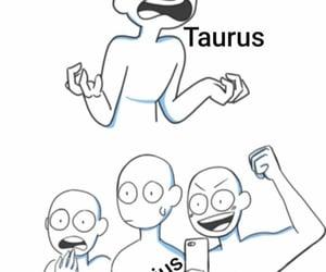 aquarius, taurus, and zodiac signs image