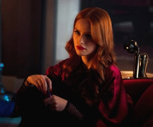 riverdale and cheryl blossom image
