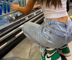 casual, fashion, and jordan image