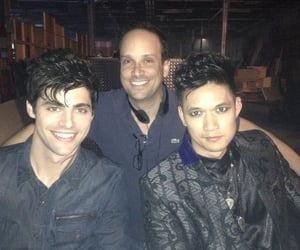 wallpapers, shadowhunters, and alec lightwood image