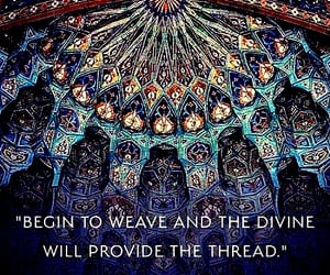 the divine will provide and old proverb image