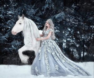 enchanted, fae, and fantasy image