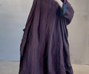large size dress, oversized robe, and linen midi dress image