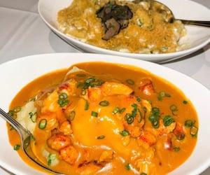 mash and seafood image