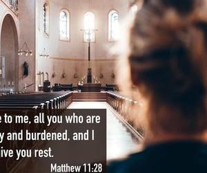 adoration, Catholic, and church image