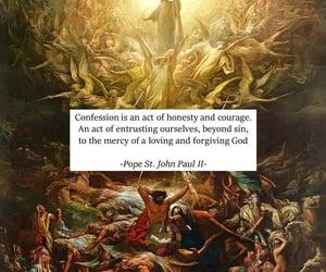 Catholic, repentance, and sacraments image