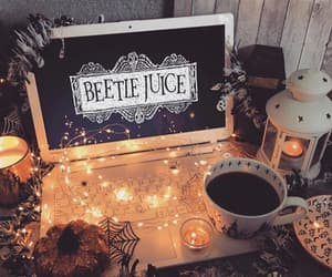 beetlejuice, Halloween, and movies image