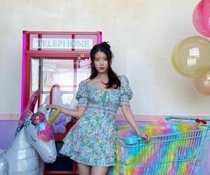lee jieun, kpop idol, and kpop image