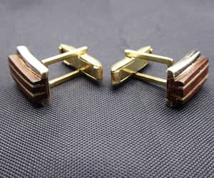 etsy, sterling silver 925, and cuff links for men image