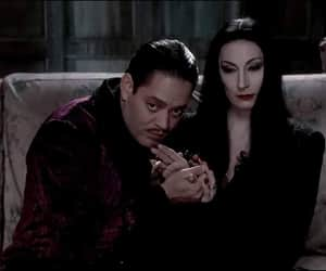 Morticia Addams, the addams family, and love image