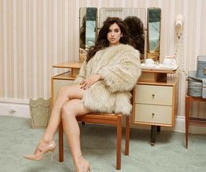 coat, fashion, and fur image