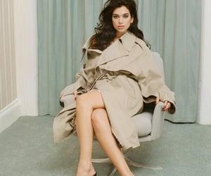 coat, fashion, and dua lipa image
